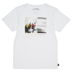 Billabong Crash T-Shirt - White
