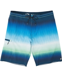 "Billabong Fluid Airlite 20"" Performance Boardshorts - Neo Green"