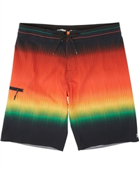 "Billabong Fluid Airlite 20"" Performance Boardshorts - Rasta"