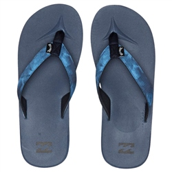 Billabong All Day Woven Flip Flops - Dark Indigo