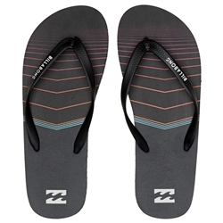 Billabong Tides Northpoint Flip Flops - Black