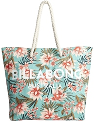 Billabong Essential Beach Bag - Seafoam