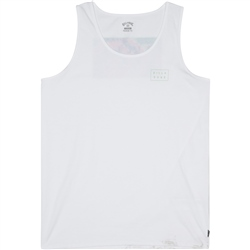 Billabong Die Cut Vest - White