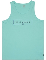 Billabong Unity Vest - Light Aqua