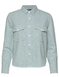 Levi's Made & Crafted Denim Shirt 2 - LMC Blue Mesa