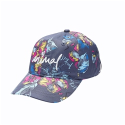 Animal Summertide Cap - Indigo Blue