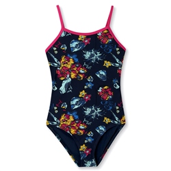 Animal Hanalei Swimsuit - Indigo