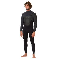 Animal Lava 5/4mm Wetsuit - Black (2020)