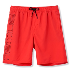 Animal Belos Boardshorts - Watermelon Red