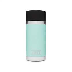 Yeti Rambler 12oz Bottle With Hot Shot Cap - Sea Foam