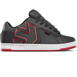 Etnies Fader 2 Shoes - Black & White