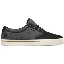 Etnies Jameson 2 Eco Shoes - Black & Heather