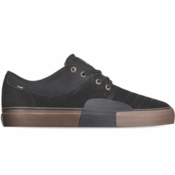 Globe Mahalo Plus Shoes - Black Wrap