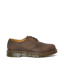 Dr Martens 1461 Crazy Horse Shoes - Gaucho