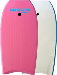 "Alder Delta Point Girls 42"" Bodyboard - Pink"
