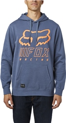 Fox Overhaul Hoody - Blue Steel