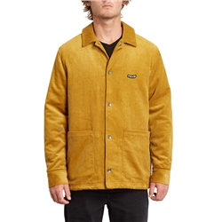 Volcom Benvord Jacket - Gold Brown