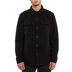 Volcom Bower Polar Fleece - Black