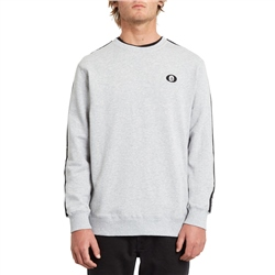 Volcom Rysin Sweatshirt - Heather Grey