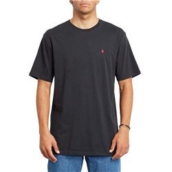 Volcom Stone Blanks T-Shirt - Black