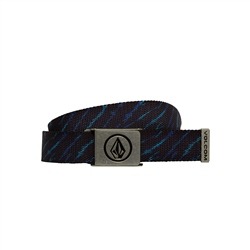 Volcom Circle Web Belt - Tie Dye