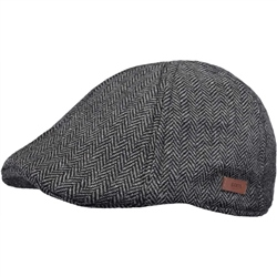 Barts Mr Mitchell Cap - Black
