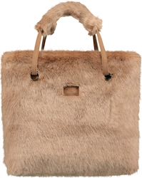 Barts Salween Shopper Bag - Light Brown