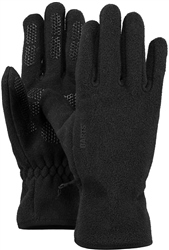 Barts Fleece Gloves - Black