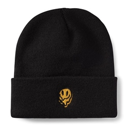 Brixton Melter Watch Cap Beanie - Black