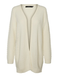 Vero Moda Surfpurl Cardigan - Birch