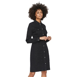 Vero Moda Aviis Dress - Black