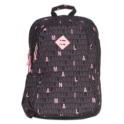 Animal Bright 18L Backpack - Black