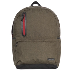 Animal Etch 27L Backpack - Winter Moss Green