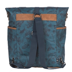 Animal Salt Lake 15L Backpack - Mediterranean Green