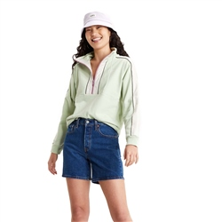 Levi's 501 Mid Thigh Shorts - Charleston Shadow