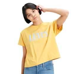 Levi's Graphic Varsity T-Shirt - Serif Gold Coast