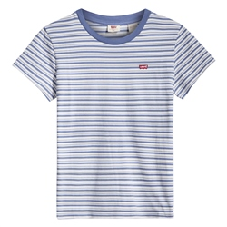 Levi's Perfect T-Shirt - Silphium Colony Blue