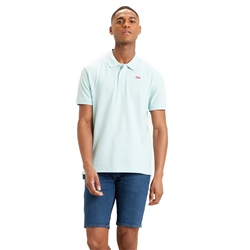 Levi's Original Batwing Polo Shirt - Harbour Grey