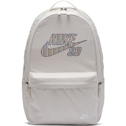 Nike SB Icon Backpack - Brown & White