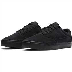 Nike SB Boys Charge Shoes - Black
