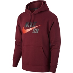 Nike SB Est Icon Hoody - Multi & Red