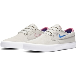 Nike SB Shane Shoes - White & Blue