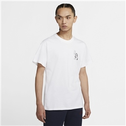 Nike SB Duder T-Shirt - White & Black