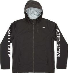 Salty Crew Pinnacle Jacket - Black