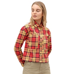 Dickies New Iberia Shirt - Fiery Red
