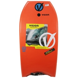 "Vision Vision SR 42"" Bodyboard - Orange"