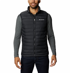 Columbia Powder Lite Gilet - Black