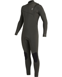 Billabong Furnace Natural 5/4mm Zipless Wetsuit - Black