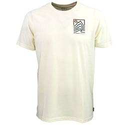 Billabong Peak T-Shirt - Off White