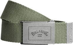 Billabong Sergeant Belt - Military